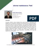 Power Transformer Maintenance.pdf