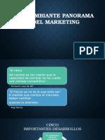 El Cambiante Panorama Del Marketing