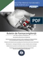 Buletin de Farmacovigilenta Nr 3_an 4(2013)