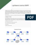 OSPF-Mikrotik