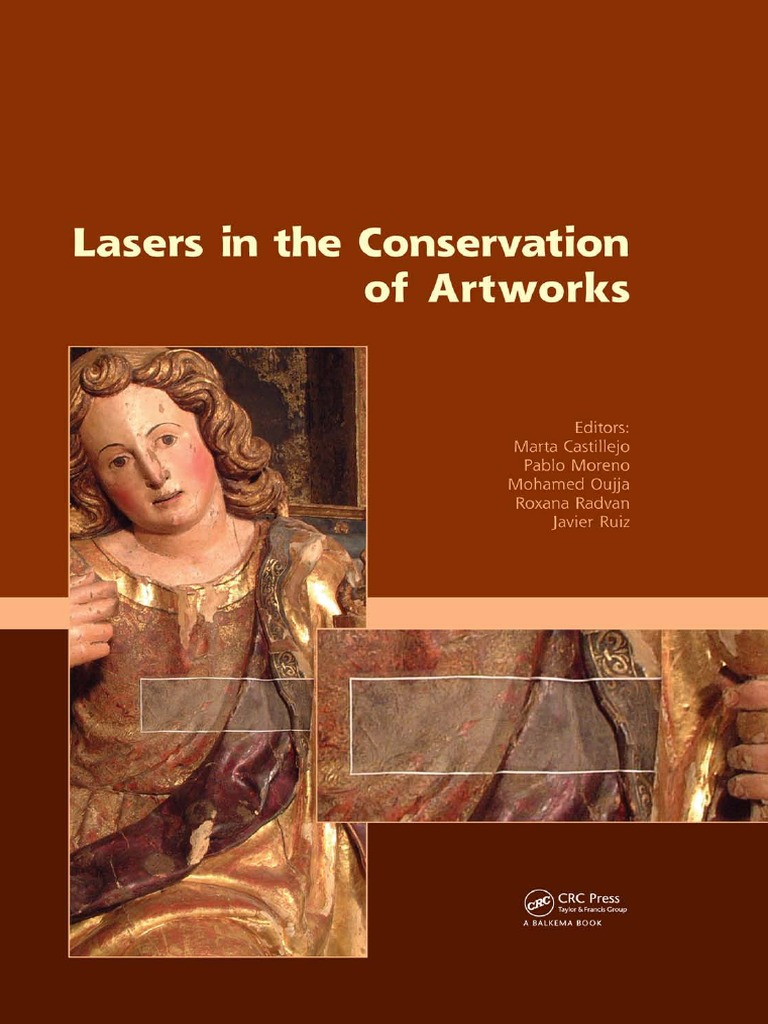 Ana Torroja Naked lasers in the conservation.pdf | laser | rust