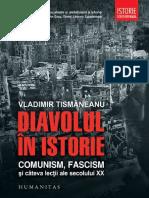 Vladimir Tismaneanu - Diavolul în istorie