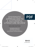 78595 Booth Taking a Systematic Approach to Your Literature Review