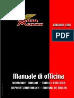 1200 Service & Parts Manual