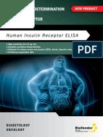 Human Insulin Receptor ELISA