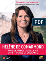 Hélène de Comarmond, une députée de gauche constructive et exigeante