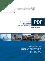 Diagnostic Report on Ngurah Rai Airport Capacity - Final Report