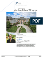 Frisco - ONLY 3 DAYS ON THE MARKET…6291-Douglas-Ave-Frisco-TX-75034