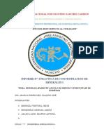 Informe Densidad Aparente Angulo de Reposo y Porcentajes de Humedad