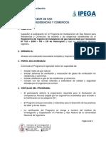 IPEGA.- Hoja Informativa Tecnico Instalador de Gas Natural - InSL0815