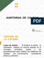 Auditorías de Calidad (1)