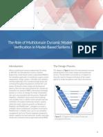 Role of Multidomain Dynamic