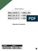 Yamaha Mg12mg12xu Eng