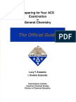 Lucy T Eubanks Preparing for Your ACS Examination in General Chemistry The Official Guide Edition First.pdf