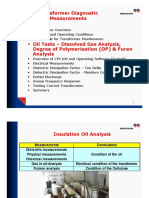 4 Dissolved Gas Analysis