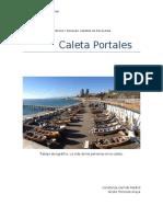 Caleta Portales- Psicologia.vespertino.