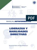 A0942 Liderazgo y Habilidad Directiva MAU01