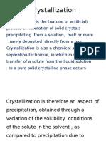 Crystal Growth (2)
