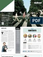 Deliver Magazine Volume 6 Issue 3 July 2010