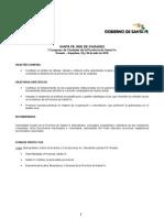 Programa del Congreso de ciudades