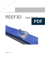 REEF3D UserGuide 16.12
