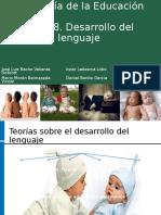 Teorias Sobre El Desarrollo Del Lenguaje