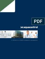 Catálogo AQUACONTROL Diseño de Un Baño Hospitalario