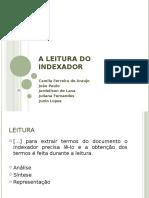 A Leitura Do Indexador