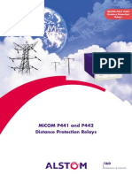 Alstom Micom P441-P442