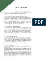 Reinaldo Passadori - Dez Dicas Da Arte de Conversar (PDF-Artigo)