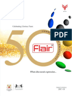 Flair Pen Brochure