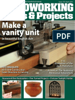 Woodworking Plans & Projects 105 (April 2015)