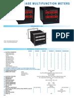 REVALCO RAN96C medidor trifacico