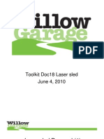 PR2 Laser Sled Removal and Replacement