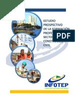 Estudio Prospectivo de La Formación Profesional Del Sector Construccion