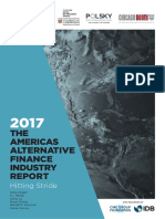 CCAF University of Chicago Americas Alternative Finance Benchmarking Report 2017 V4