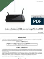 DSL-2750B_E1_Manual_v1.00(ES)