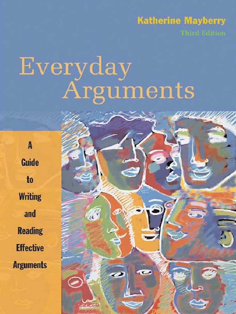 31b5a7d2052 Everyday Arguments.pdf