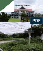 Cover Buku Antropologi Simbolik
