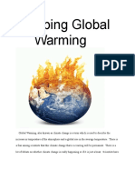 stopping global joe f