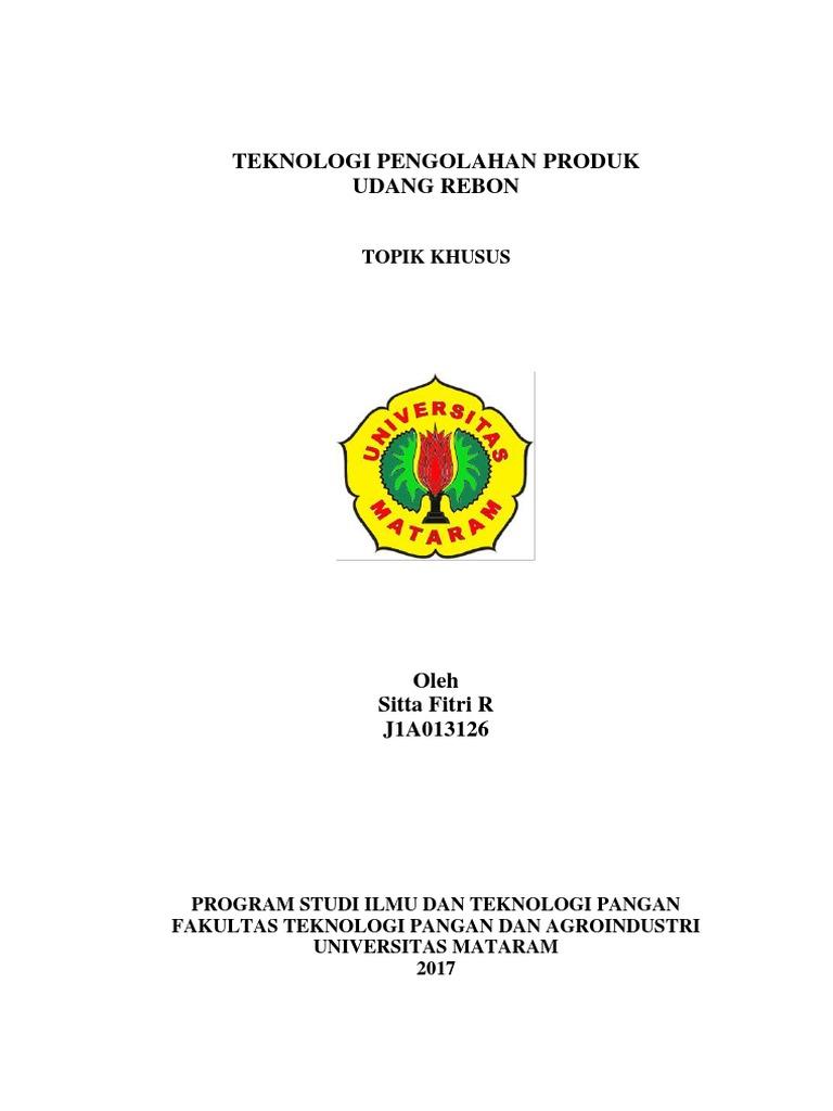 Budidaya Udang Vannamei Ebook