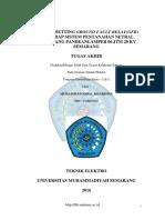 11.ANALISA SETTING GROUND FAULT RELAY fulltex 1.pdf