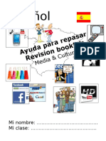 Spanish GCSE Revision Booklet 1 ANSWERS