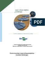 Cnpgl 2014 Cartilha Fossa Septica Completa