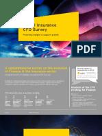 EY Global Insurance Cfo Survey 2016