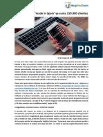 NdP - La banca móvil 'made in Spain' ya suma 150.000 clientes - HelpMyCash.com - 23-5-17.Docx