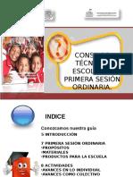 Presentacion Primera Sesion 2016-2017