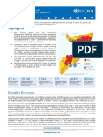 Somalia Drought Response Situation Report No. 9, 23 May 2017