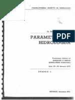 Parametarska hidrologija