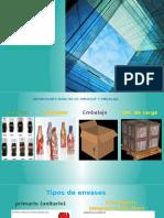 Envase, Embolturas y Embalajes